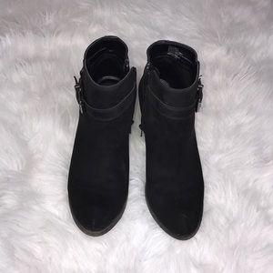 BLACK EXPRESS BOOTIES